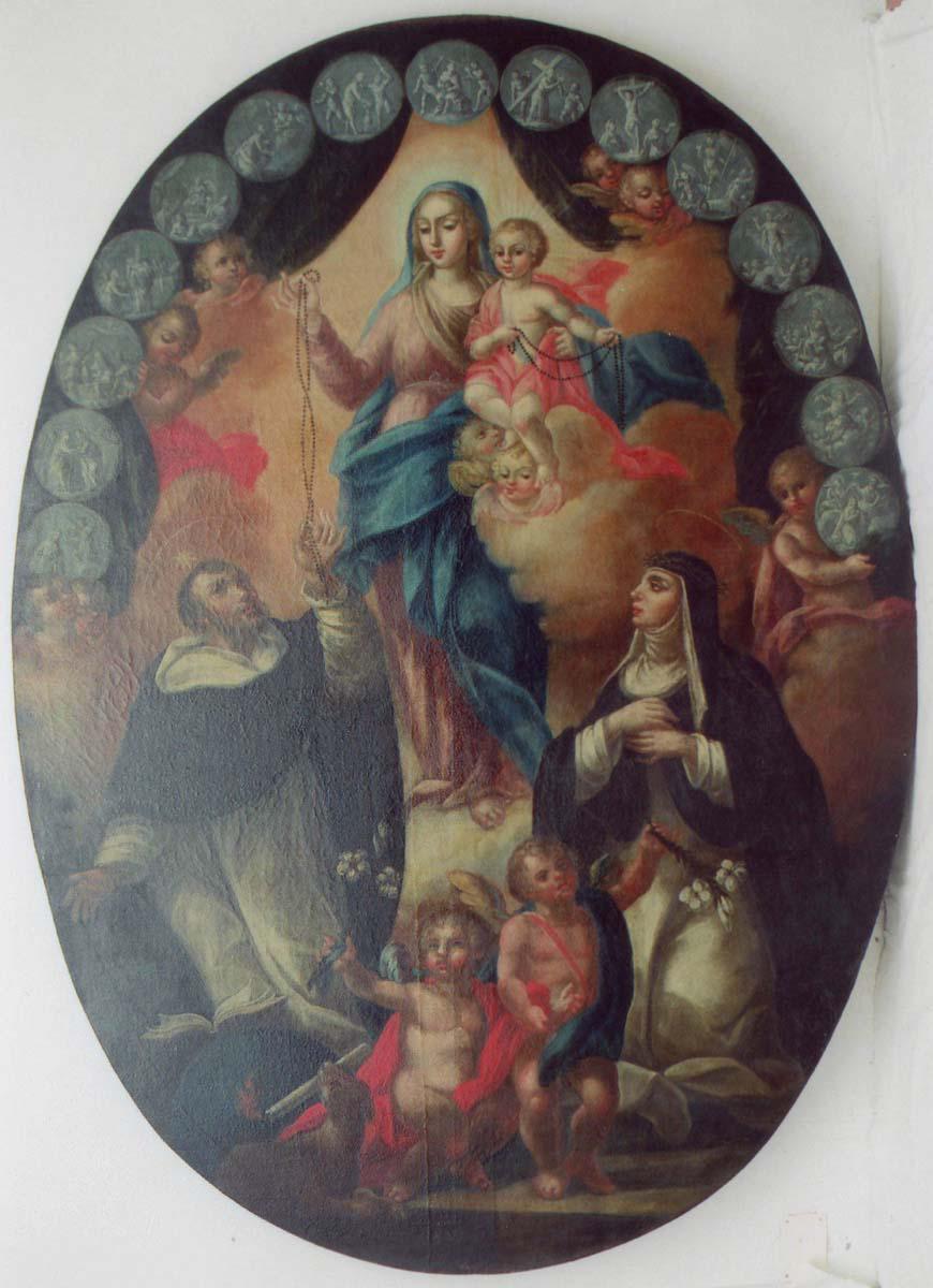 madonna rosario dopo