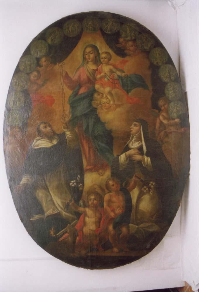 madonna rosario prima